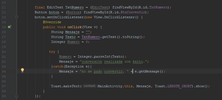 Debug - Curso Android - mejorprogramacion.com